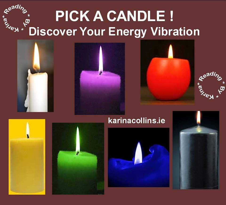 pick a candle